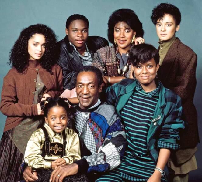 La série Cosby Show s'est arrêtée en 1992 après huit saisons