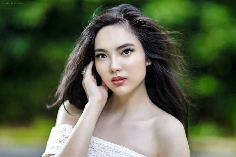 Miss Singapour : Vanessa Peh