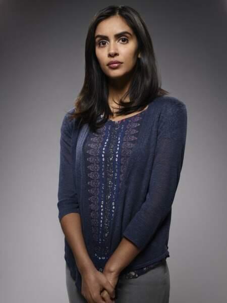 Parveen Kaur lui prête ses traits