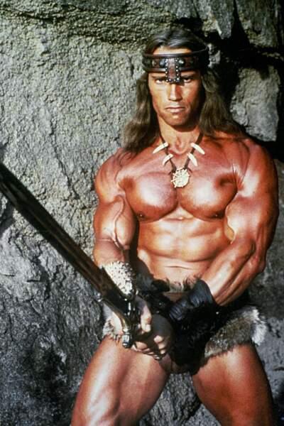 Arnold Schwarzenegger ne plaisante pas avec la muscu !