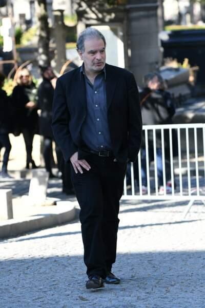 L'humoriste et roi des fausses interviews Raphaël Mezrahi