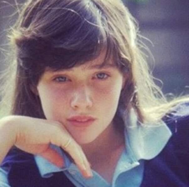 Non ce n'est pas Isabelle Adjani mais toujours cette comédienne qui a débuté sa carrière en 1981