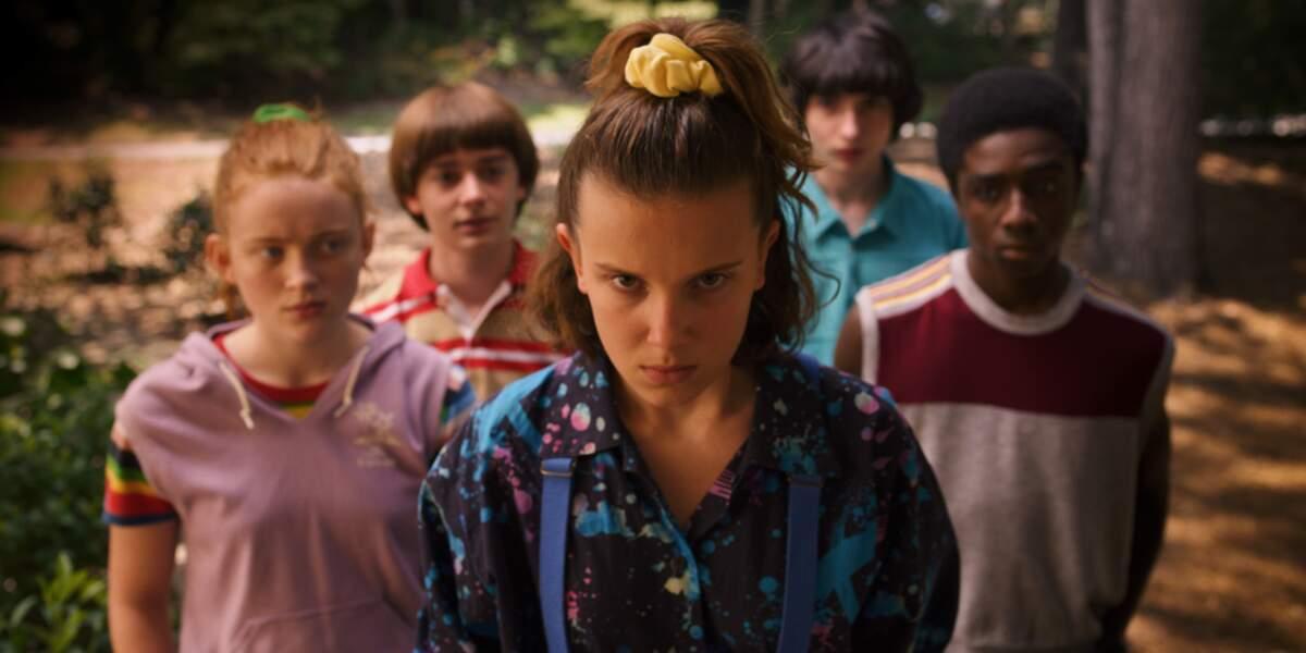Quand Eleven se met en colère, ce n'est pas bon signe !