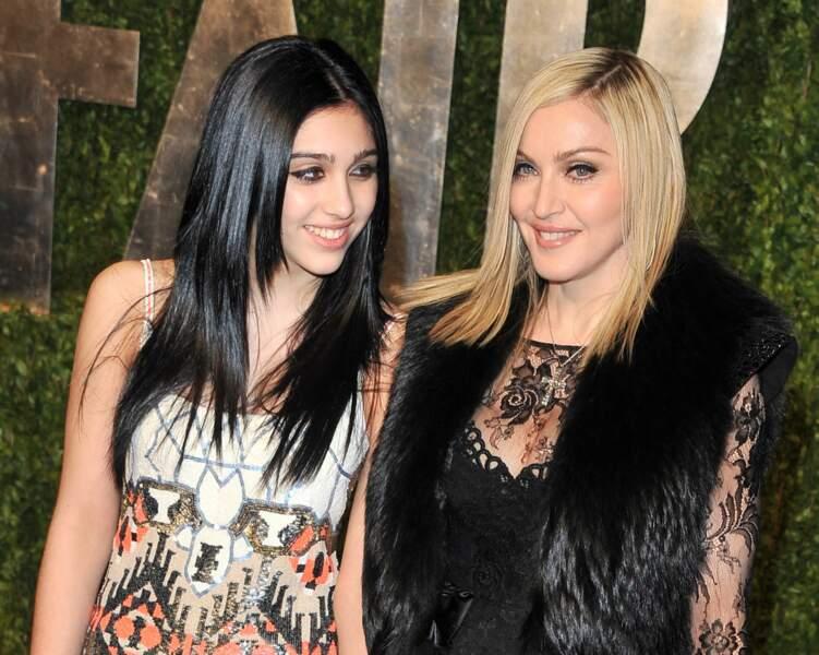 Madonna avait exactement le même visage que sa fille quand elle a débuté sa carrière !
