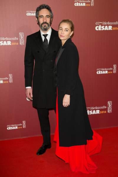 Emmanuelle Béart et Frédéric Chaudier se marient le 21 septembre