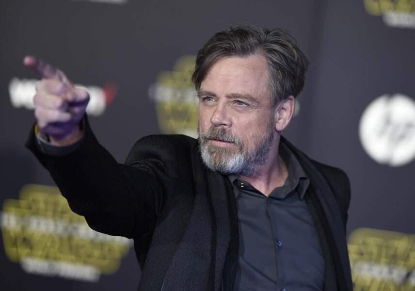 Mark Hamill alias Luke Skywalker vous le jure, il est dans Star Wars - Le Réveil de la Force