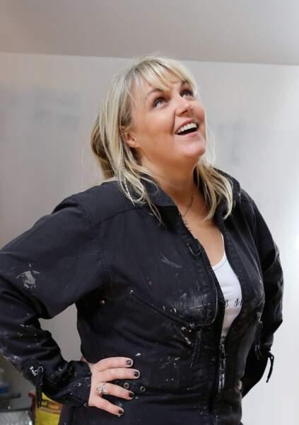 Valérie Damidot est quinzième comme en 2012, avec un taux de notoriété de 90%