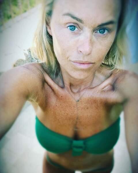 Sur Instagram, ces derniers jours, il y a eu du bikini.
