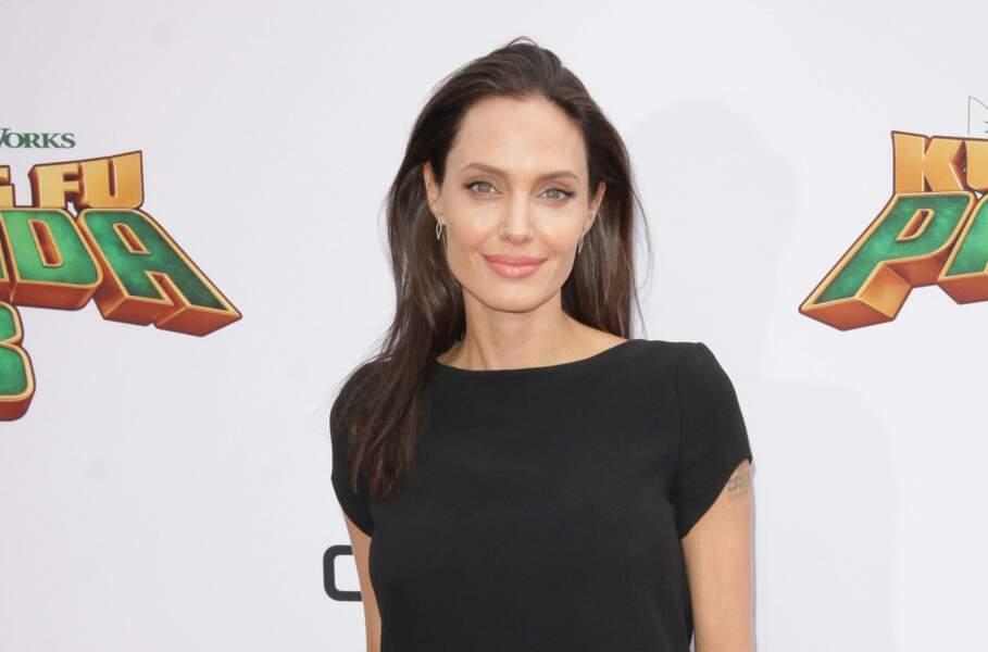 A 40 ans, l'actrice américaine charme toujours autant les objectifs
