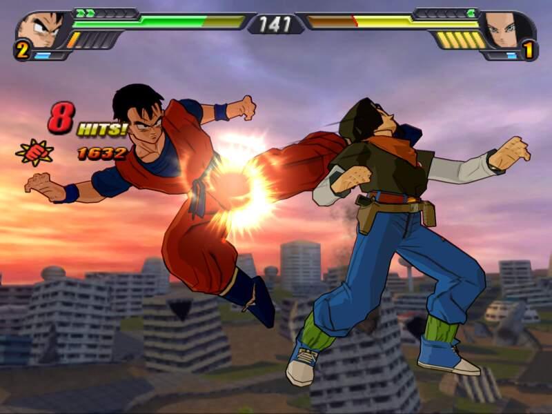Dragon Ball Z: Budokai Tenkaichi 3 (2007-2008 - PlayStation 2 & Wii)