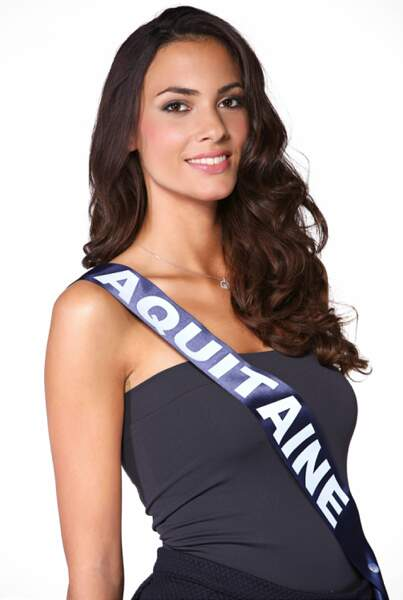 Miss Aquitaine, Malaurie Eugenie