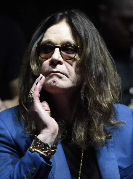 Dans le même genre, Ozzy Osbourne s'appelle John.