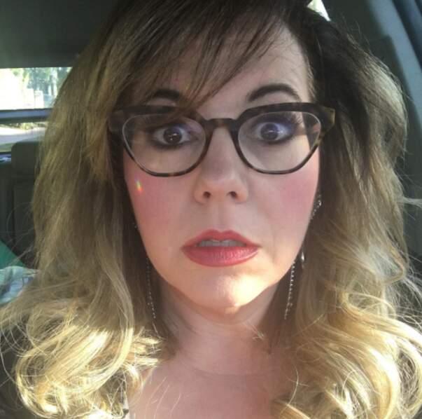 Kirsten Vangsness campe Penelope Garcia, sans qui les profileurs d'Esprits criminels ne seraient pas grand-chose