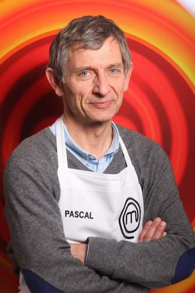 Pascal de MasterChef 3