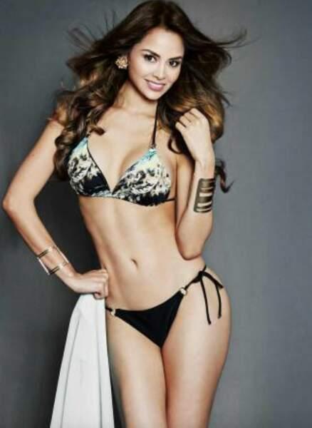Miss Pérou, Pierina Sue WONG MORI