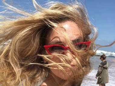 Instagram : Iris Mittenaere sexy au coucher du soleil, selfie raté pour Patrick Bruel