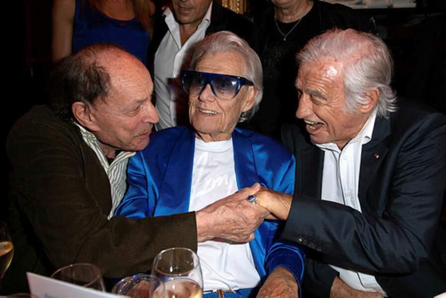 Mais aussi Charles Dumont, 90 ans !
