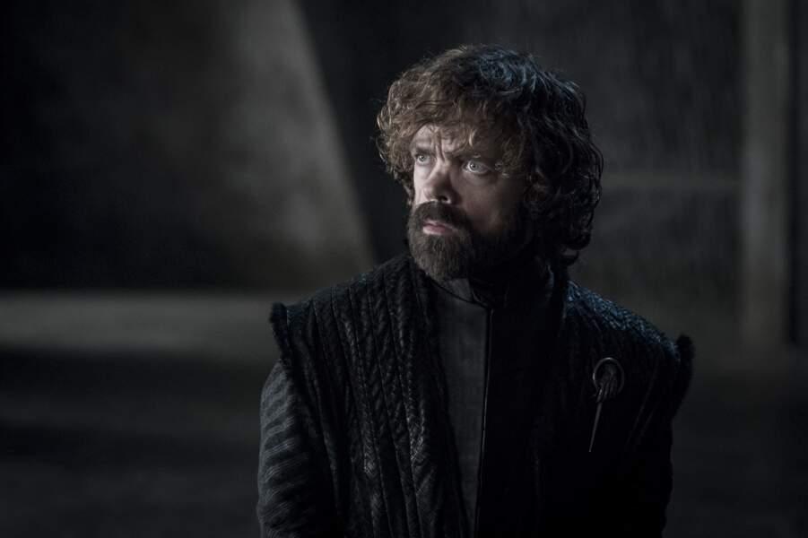 Mais il semblerait que Tyrion ne vient pas de recevoir une bonne nouvelle…