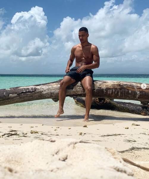 Et parfois on aimerait être un bout de bois flotté abandonné sur une plage de Guadeloupe.