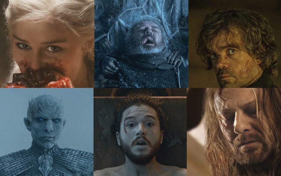 """Premières images de l'ultime saison : la guerre se termine ! """"Game of Thrones"""" (OCS, saison 8)."""