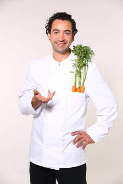 Pierre AUGE, ancien candidat de Top Chef, de retour dans Top Chef 5