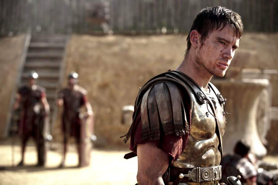 Channing Tatum est à tomber dans son costume pour L'aigle de la neuvième légion (2011)