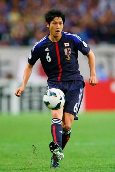 Son compatriote Atsuto Uchida, 26 ans