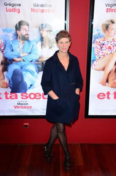 Marion Vernoux, la réalisatrice, a présenté son travail.
