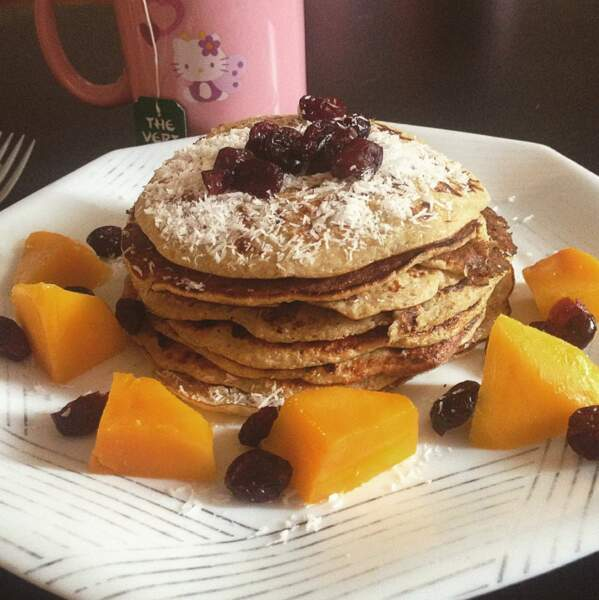 Alexia (Secret Story 7) dévoile ses petits-déjeuners équilibrés