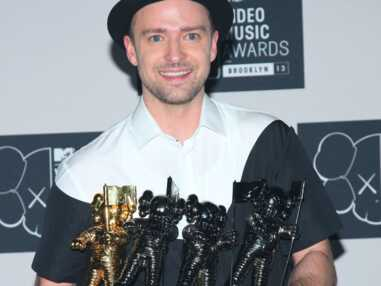 MTV Video Music Awards : Justin Timberlake consacré, Miley Cyrus provoc', Lady Gaga
