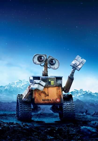 Wall-E : Il suffit qu'il nous regarde, et ce petit robot aux grands yeux nous tire les larmes