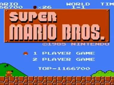 10 jeux vidéo cultes avec Mario