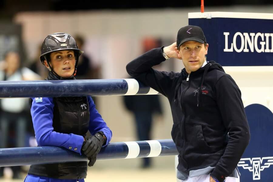 Spécialistes du saut d'obstacles, le cheval, c'est leur dada !