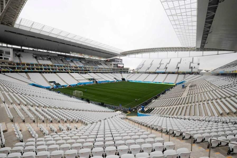 Arena Corinthians (São Paulo) 65 807