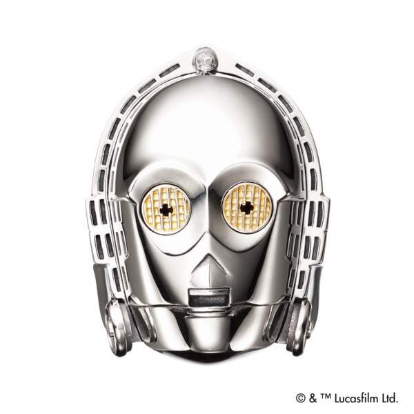 C-3PO sur le même principe. Env. 715€