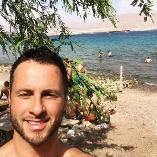 Sans oublier celle de Christian Millette à Eilat.
