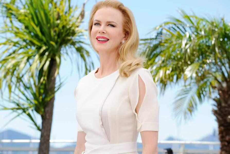 Nicole Kidman venue présenter Grace de Monaco d'Olivier Dahan, le film hors-compétition qui ouvre le Festival.