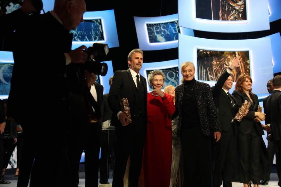 Les lauréats