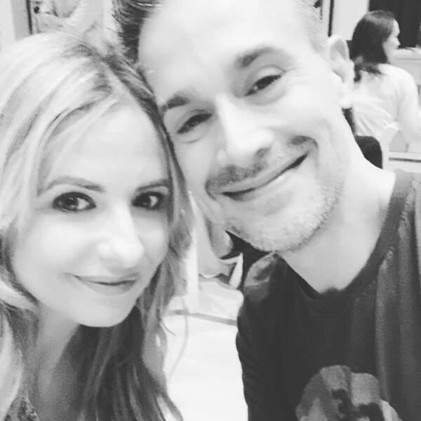 """Sarah Michelle Gellar (Buffy) : """"Freddie Prinze Jr., tu es mon google personnel… c'est-à-dire tout ce je cherche !"""""""