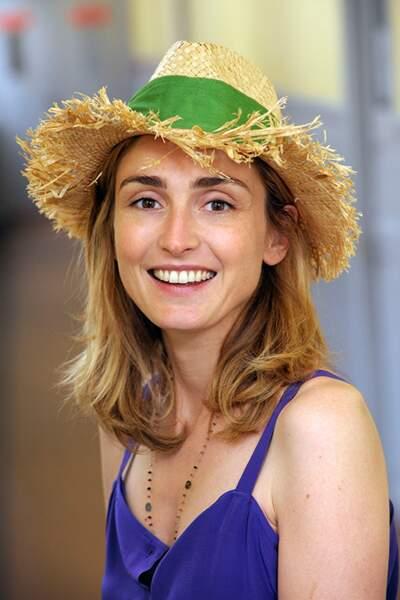 Julie Gayet dans Manège en 2009