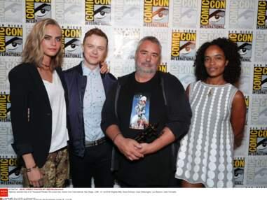 San Diego Comic-Con 2016 : Luc Besson et Cara Delevingne en grande forme, Justin Timberlake fait le show
