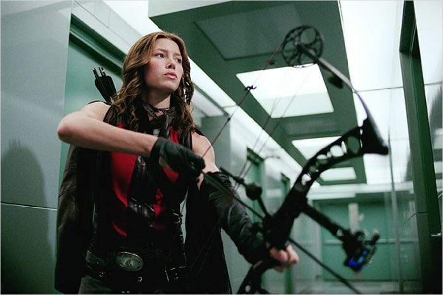 Bien sûr, on se souvient d'elle dans Blade Trinity