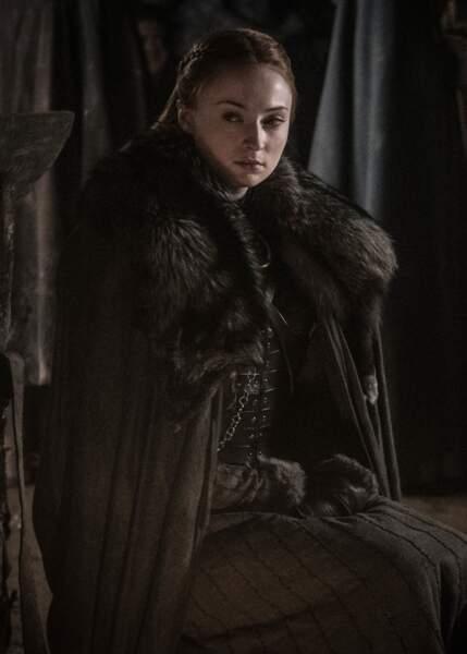 Vu le regard de Sansa… L'heure n'est pas à la rigolade