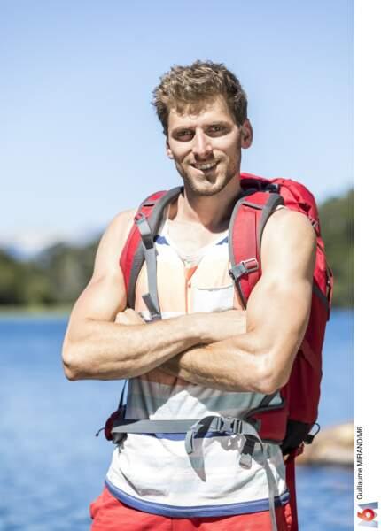 Clément, 28 ans, mannequin et coach sportif
