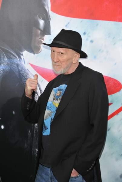 Frank Miller, un des dessinateurs de Batman pour les comics