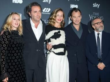 Les stars de The Young Pope réunies pour l'avant-première de la série à la Cinémathèque de Paris