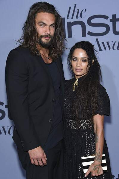 Et vous connaissez aussi sans doute son mari, Jason Momoa, alias Khal Drogo dans Game of Thrones