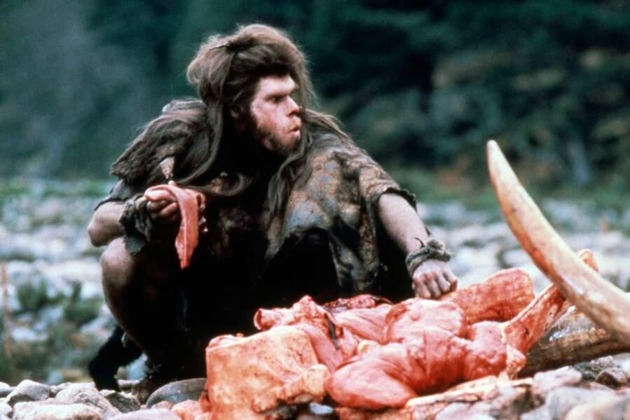 Ron Perlman, impressionnant Homo sapiens de La Guerre du feu (1981)