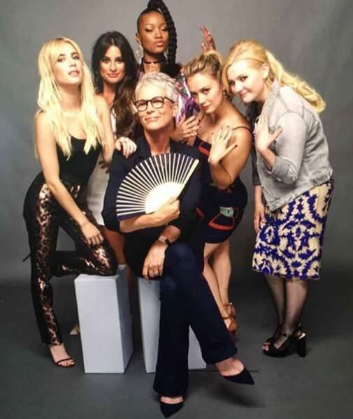 Les filles de Scream Queens sont de retour et ça promet !