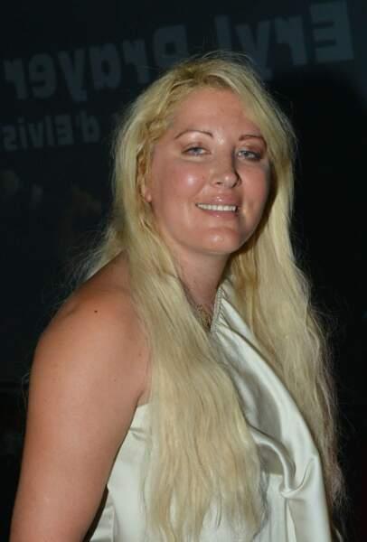 Loana en concert à Nice en août 2012